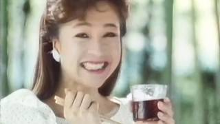 ヤマキ『めんつゆ』 CM 【坂口良子】 1991/08 坂口良子 検索動画 21