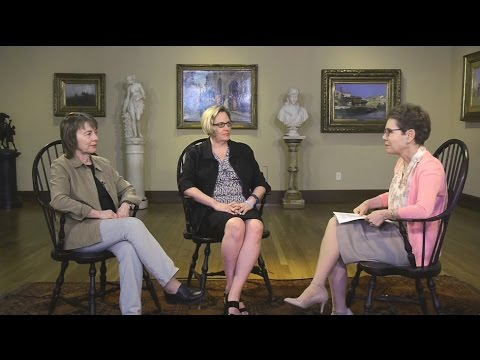 Camille Paglia and Laura Beth Nielsen - Part 2, The Drexel InterView (Season 13)