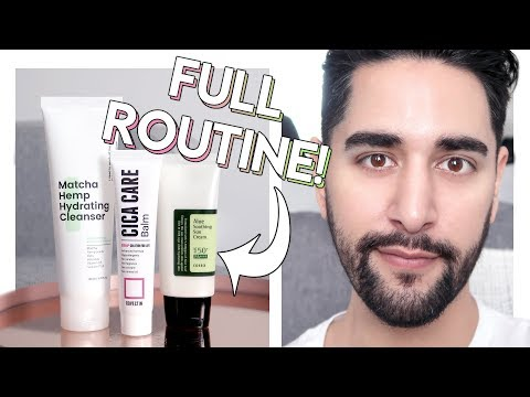 SKINCARE DIET -  Is Less More?! Minimal Skincare Routine ✖ James Welsh