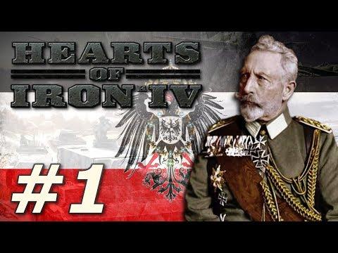 Hearts of Iron IV: Kaiserreich | German Empire - Part 1