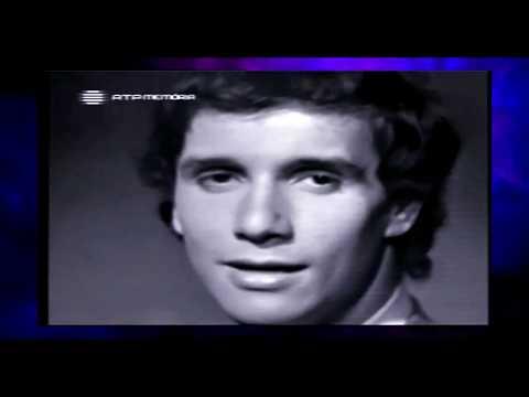 Roberto Carlos - Coimbra - TV Portugal 1966