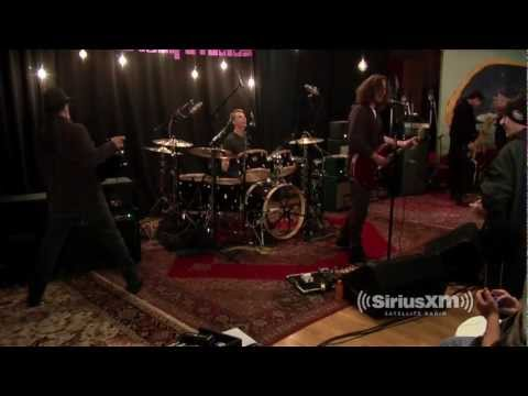 Soundgarden Talk Johnny Cash & Perform Rusty Cage  SiriusXM  Town Hall