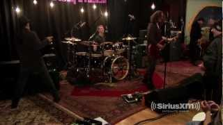 "Soundgarden Talk Johnny Cash & Perform ""Rusty Cage"" // SiriusXM // Town Hall"