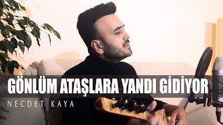Necdet Kaya - Gönlüm Ataşlara Yandı Gidiyor (Akustik)