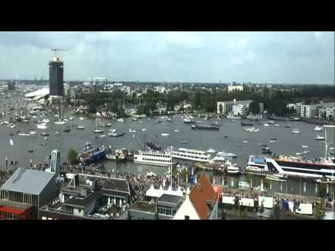 Sail 2015 Amsterdam timelapse