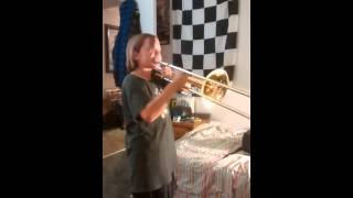 shut up and dance with me, trombone