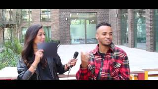 Aston Merrygold talks; New Music, JLS and X factor 2016
