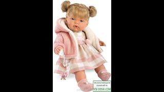 Обзор: Llorens Кукла Люсия