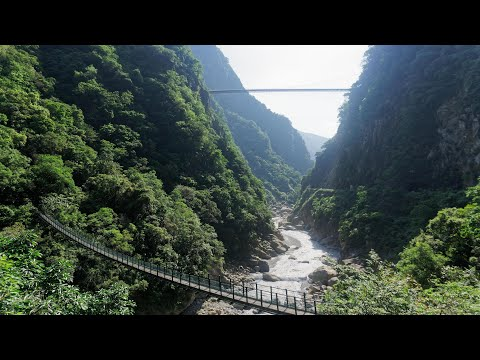 Taroko National Park, Taiwan in 4K Ultra HD