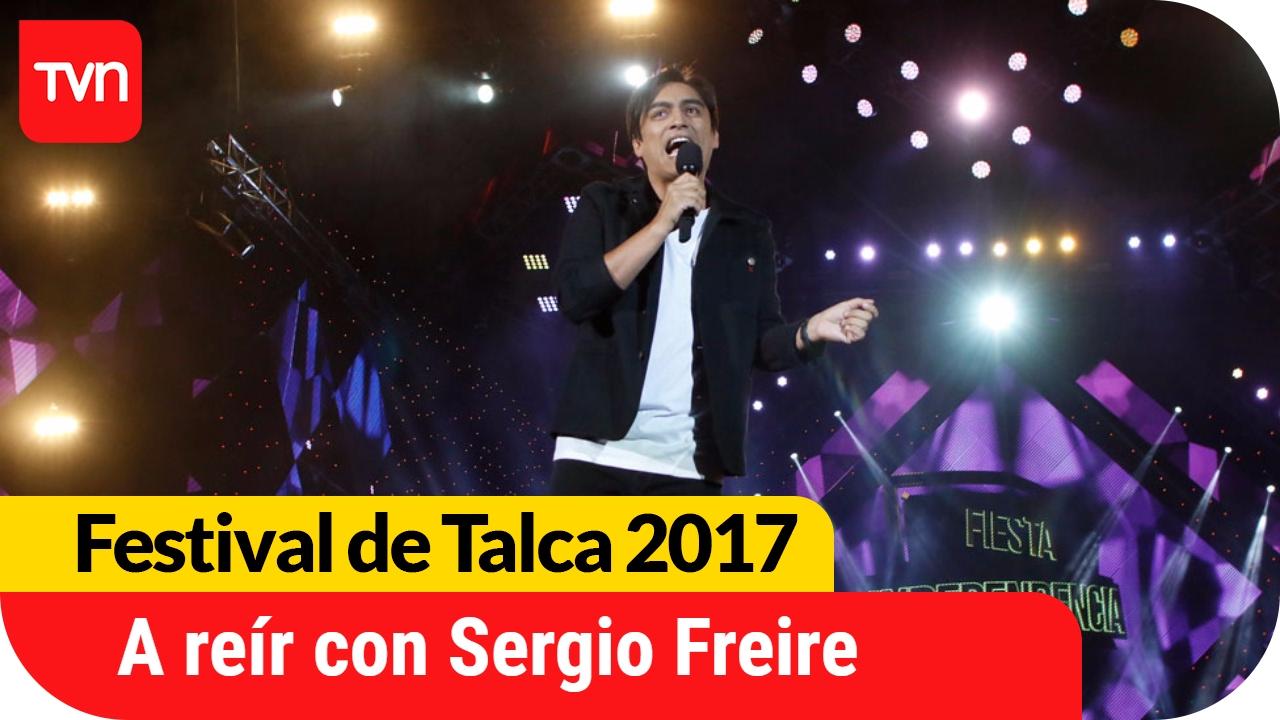 Download ¡A reír con la divertida rutina de Sergio Freire!   Festival de Talca 2017