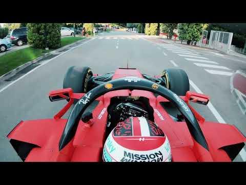 Charles Leclerc - Ferrari SF1000 - Maranello