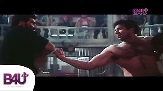 Sunny Deol fight scene from Ghatak movie | Danny Denzongpa | HD