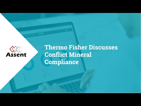 [Webinar] Thermo Fisher Discusses Conflict Mineral Compliance