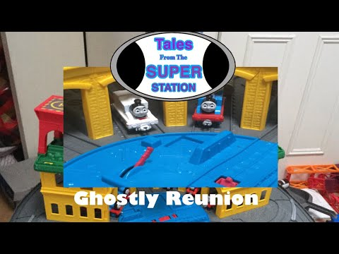 Tales From The Super Station: Ghostly Reunion