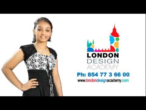 London Design Academy advert 30 seconds
