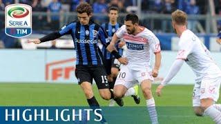 Atalanta - Carpi 3-0 - Highlights - Matchday 8 - Serie A TIM 2015/16