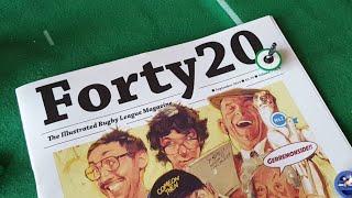 Forty20 LIVE - 16th September 2019