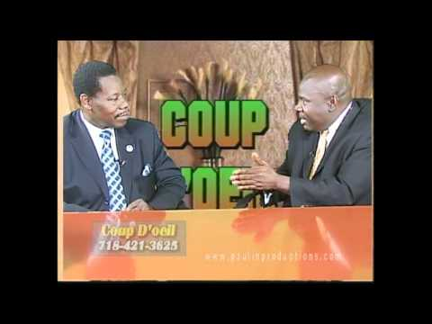 Coup D'oeil Interview With NYC Councilman Mathieur Eugene