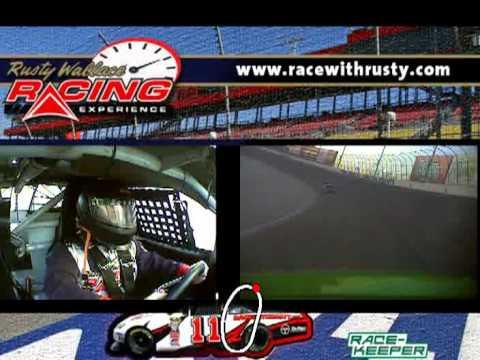 Rusty wallace racing experience texas motor speedway 2013 for Texas motor speedway driving experience