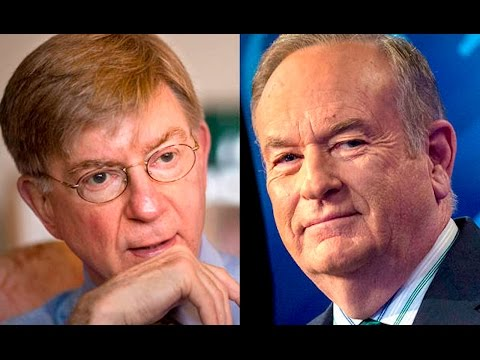 Catfight: Bill O'Reilly Vs. George Will