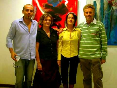 Art Intensive Collective At Tina Parotti Gallery in Milan
