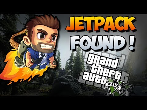 GTA 5 Online : Jet Pack 100% Confirmed - Jetpack Source Codes