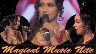 SHREYA GHOSHAL USA LIVE CONCERT -- MYSTICAL MUSIC JOURNEY. NIK NIKAM, MD, ALL INDIA RADIO HOUSTON