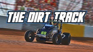 iRacing: The Dirt Track (Wingless Sprintcars @ Charlotte)