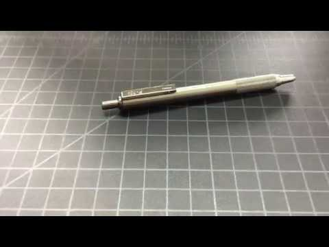 Zebra Sharbo X ST3 Multi Pen/Pencil Unboxing and Review - YouTube