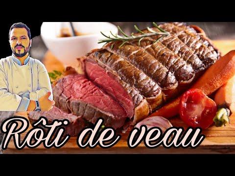 rôti-de-veau-au-four-‼️-(-noix-de-veau-)-🔝-لحم-مشوي-في-الفرن
