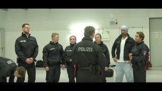 Bedo on Tour - Polizei Hamburg über Nachwuchs, Aufnahme, Fitness, Sport, Prüfung, Test