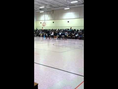 Crunk City Live @ Sunrise Middle School