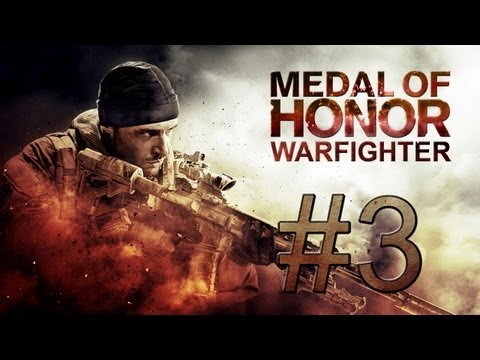 Medal of Honor Warfighter Parte 3: Misi�n 3 De Permiso [Gu�a/HD] PC/PS3/X360