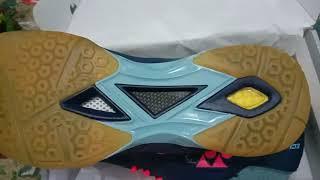 Sepatu Badminton Yonex ECLIPSION 65Z Grade Ori Import Navy