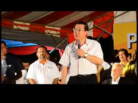 Lim Guan Eng accuses Tun Dr Mahathir Mohamad of being corrupt