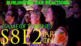 """Download Game Of Thrones // Burlington Bar Reactions // S8E2 """"A Knight of the Seven Kingdoms"""" Part 1! Mp3 and Videos"""