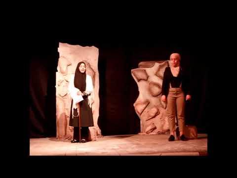 RAJ,  présentation de la troupe  théâtral  de  constantine au FNUTF