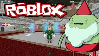 Roblox - A Fábrica do Papai Noel ( Christmas Tycoon )