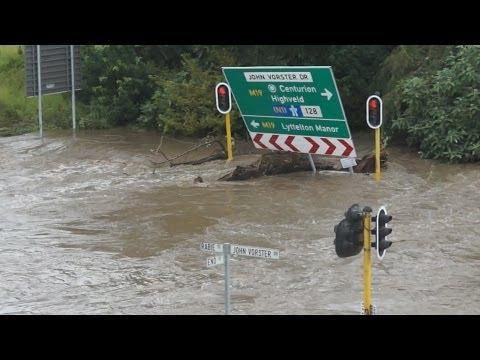 Centurion Floods 03 Feb 2014