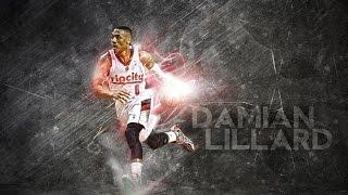 """Damian Lillard - """"I"""