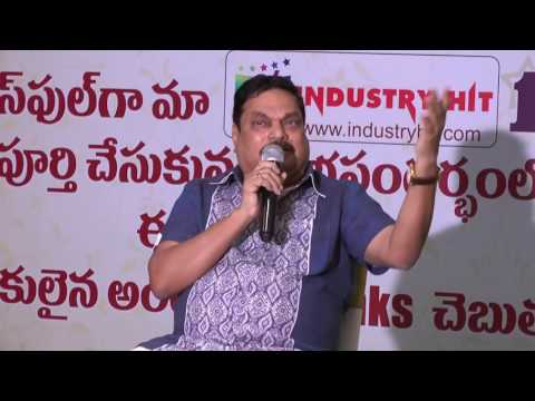 Producer And PRO B.A.Raju Birthday Interview || industryhit.com