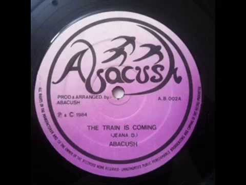 Abacush - The Train Is Coming - Abacush 12'' - 1984