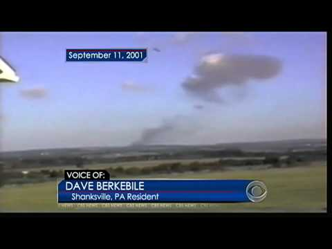 Earliest video of Flight 93 crash on 9/11