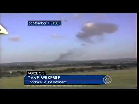 Earliest video of Flight 93 crash on 9/11
