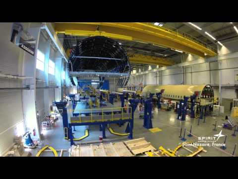 Spirit AeroSystems: Saint-Nazaire, France