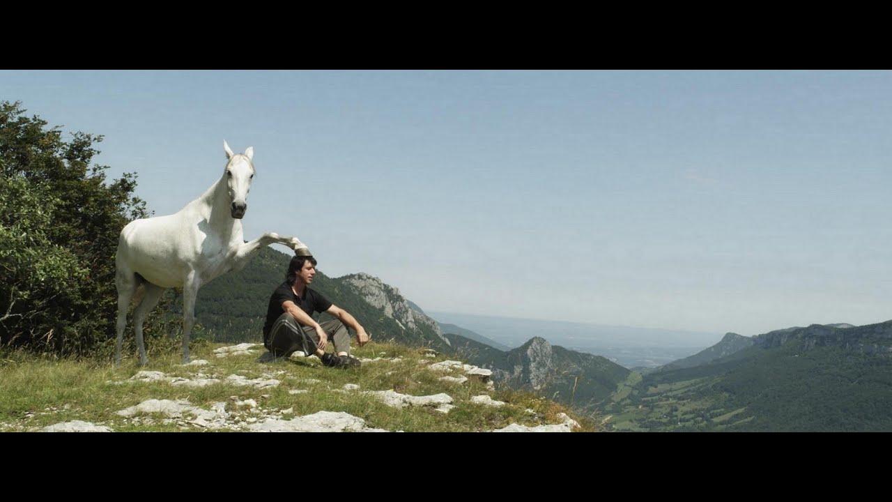 Gazelle un film de Jean-François Pignon,célèbre dresseur de chevaux (bande-annonce/trailer)