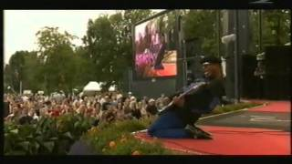 Chaka Khan  - Tell me Something Good, Live In Pori Jazz 2002 (5.)