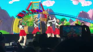 190219 Red Velvet (레드벨벳) - Russian Roulette