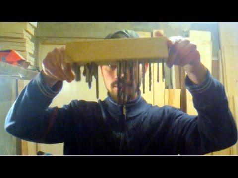 Как организовать сверла Make a drill bit storage case