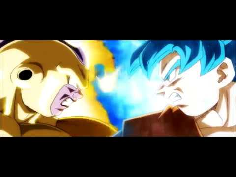 Dragonball heroes Goku vs Frieza (AUDIO REMAKE)